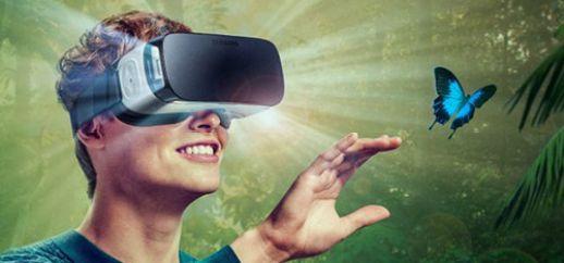 VR(Virtual Reality虚拟现实)介绍