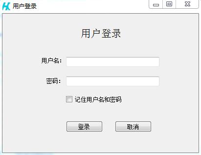 Python3.7+pyqt5+qt实现用户登录界面效果