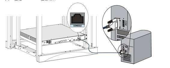 华为交换机console的登录密码设置