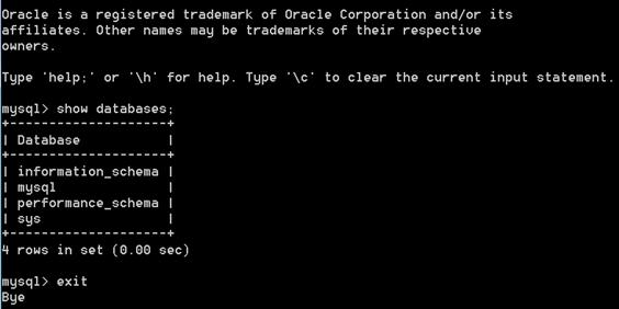 手动安装MYSQL5.7.20-winx64数据库方法